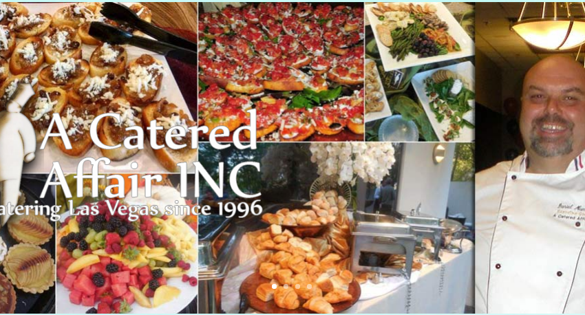 Corporate Catering Las Vegas NV